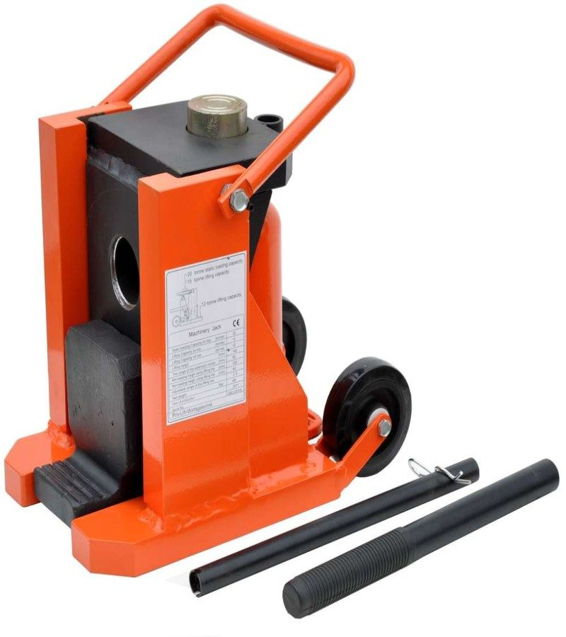 hydraulic machinery jack